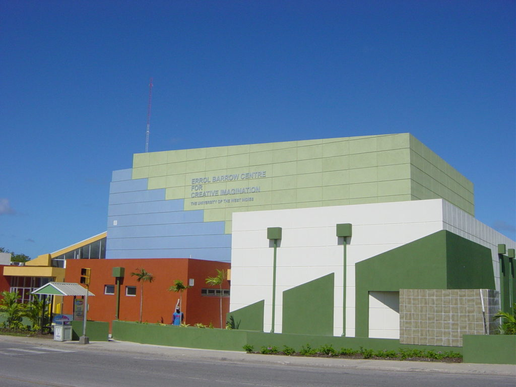Exterior View of FIU