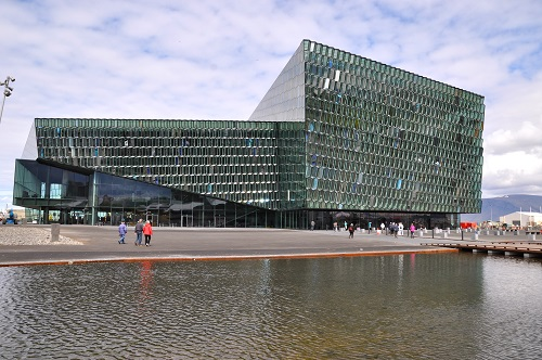 Harpa Reykjavik Concert Hall and Conference Center.v2