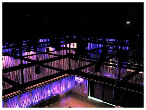 SkyDeck in Harpa Concert Hall in Rekjavik, Iceland.
