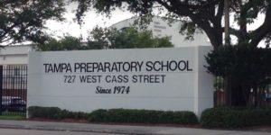 Tampa Preparatory Exterior